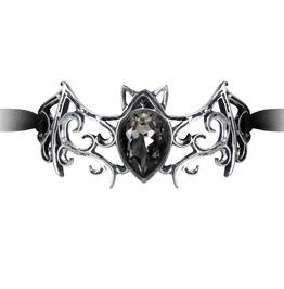 Viennese Nights Ribbon Gothic Bracelet