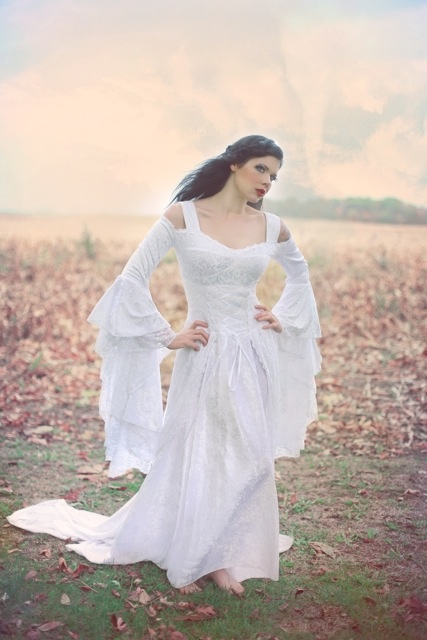 Medieval Wedding Dresses United States