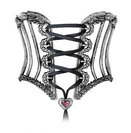 Tightlace Corset Bangle Gothic Bracelet