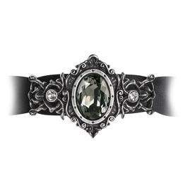 The St. Petersburg Tear Ribbon Gothic Bracelet