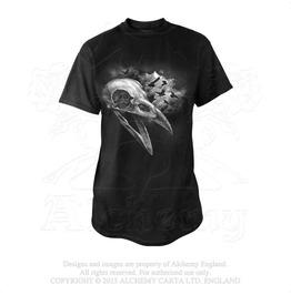 Corvinculus T Shirt Punk Rock