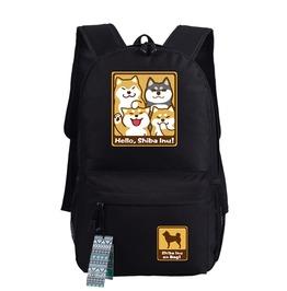 Rebelsmarket shiba inu backpack mochila wh452 bags and backpacks 8