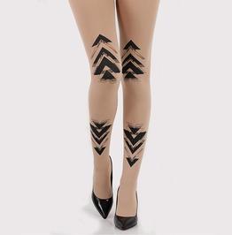 Arrowheads Tattoo Tights