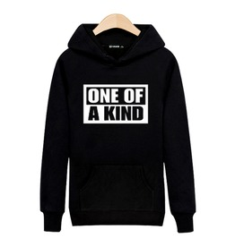 One Of A Kind Cotton Sweater Pullover Hoodie For Men Or Women