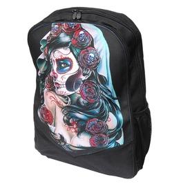 Day Of The Dead Backpack Rucksack Bag Laptop Tablet Holder Gothic