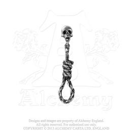 Hang Man's Noose Earring