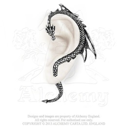 The Dragon's Lure Ear Wrap