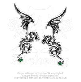 Bestia Regalis Earrings
