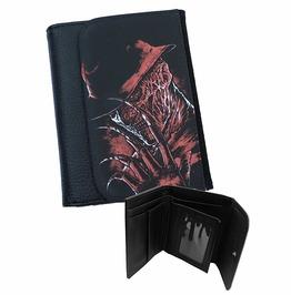 Freddy Krueger Wallet Darkside Horror Goth Nightmare On Elm Street