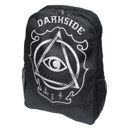 Cirlcle Eye Backpack Rucksack Laptop Bag Occult
