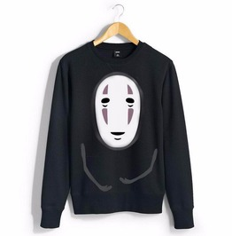 Spirited Away Sweatshirt Sudadera Wh454