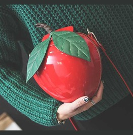 Apple Bag / Bolso Manzana Wh456