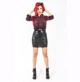 Iron Fist Skullz Club Mini Skirt