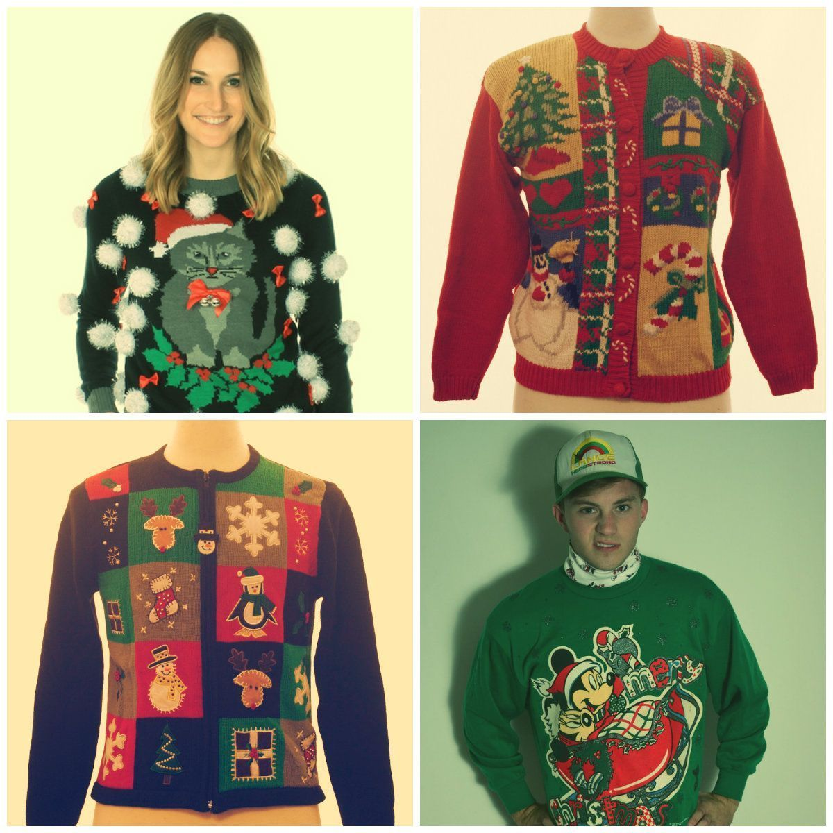Worst christmas sweaters