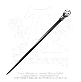 Roseus Pentagram Hair Stick