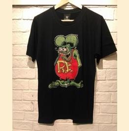 Rat Fink Ed Big Daddy Punk Rock T Shirt Unisex Size S,M,L,Xl