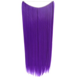 22 Inches 100g Long Straight Hair Extension Wig Women