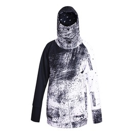 Shaka Men's Hoodie With Replaceable Mask