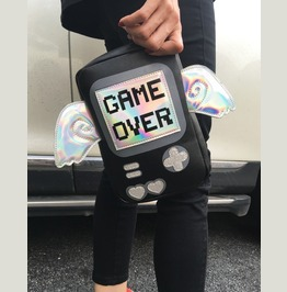 Game Over Bag Bolso Wh466