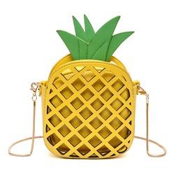 Pineapple Bag / Bolso Piña Wh476