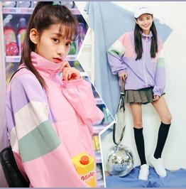 Pastel Jacket Chaqueta Wh486