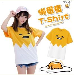 Gudetama T Shirt Camiseta Wh487