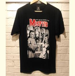 Misfits Shirt 3 Punk Rock T Shirt Unisex Size S,M,L,Xl