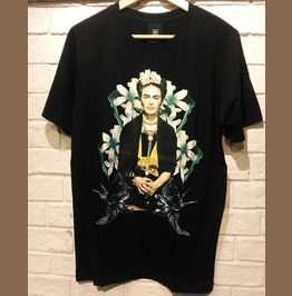 Frida Kahlo T Shirt Unisex Size S,M,L,Xl