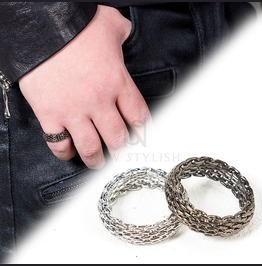 Wire Mesh Ring 42