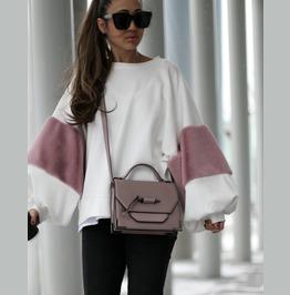 Oversize Sweatshirt Sudadera Wh011
