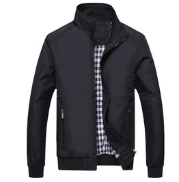 Casual Loose Sportswear Men Bomber Jacket