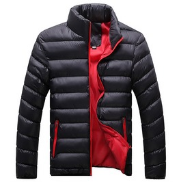 Quilted Thick Parka Winter Men Jacket