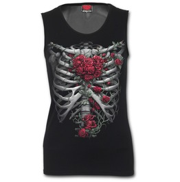 Tattoo Back Mesh Sublimated Vest