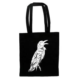 """Crow"" Tote Bag"