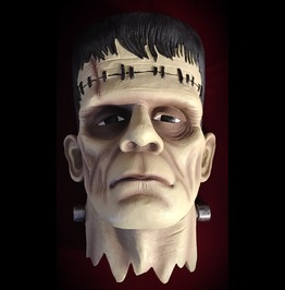 Frankenstein Head Wall Mount
