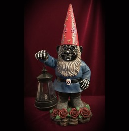 Day Of The Dead Gnome