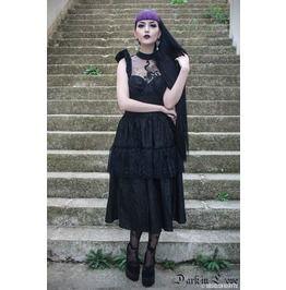 Dw043 Gothic Lolita Peacock Gorgeous Dress