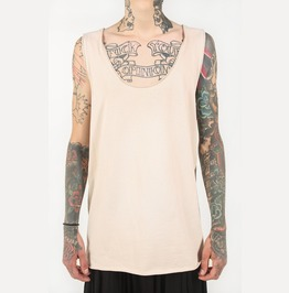Iron Fist Downtown Tail Unisex Tank (Natural)
