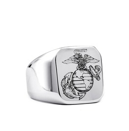 Men's Marine Corps Ring Size 7 13