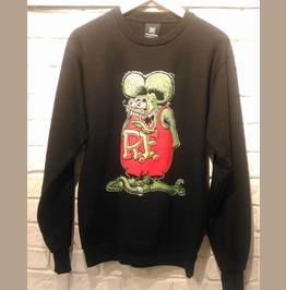 Rat Fink Ed Big Daddy Roth Jumper Sweatshirt T Shirt Unisex Size M,L