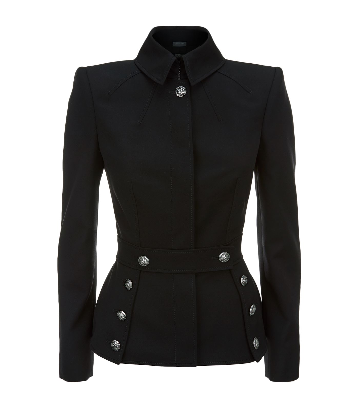 Military Style Jacket Womens