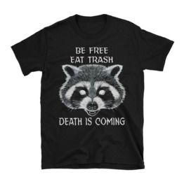 Cult Of The Trash Panda Tee Shirt