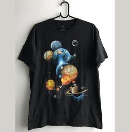 Micky World Vintage Pop Rock T Shirt Unisex M