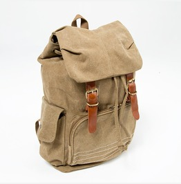 Multiple Pocket Sand Backpack 65
