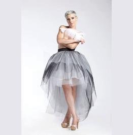 Long Tulle Skirt, Wedding Tutu Skirt, Bridesmaid Skirt, Tutu Skirt, Skirt
