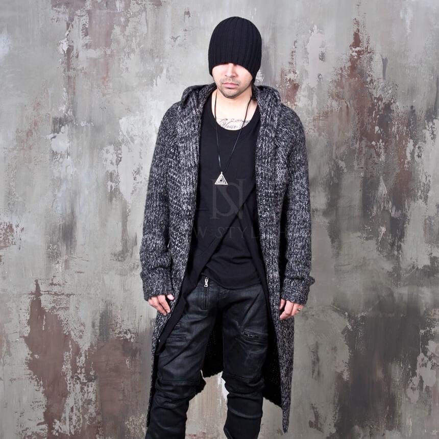 rebelsmarket_avant_garde_charcoal_knit_long_hood_cardigan_112_hoodies_and_sweatshirts_13.jpg