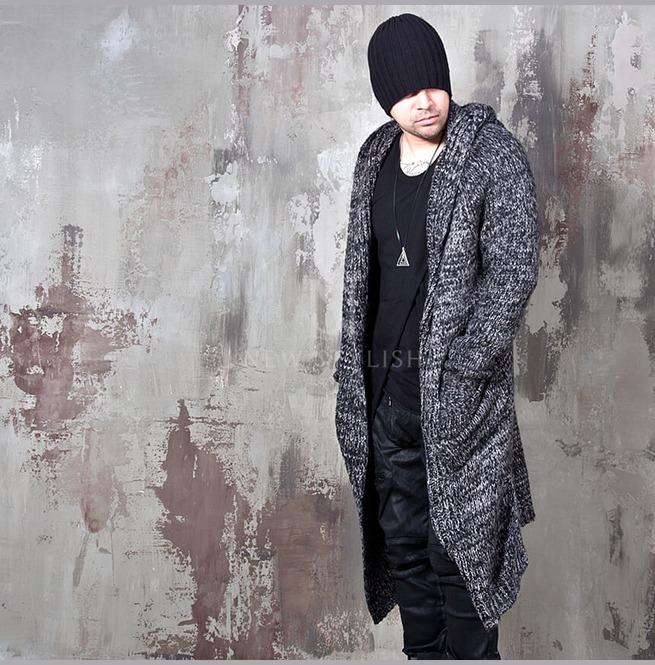 rebelsmarket_avant_garde_charcoal_knit_long_hood_cardigan_112_hoodies_and_sweatshirts_10.jpg
