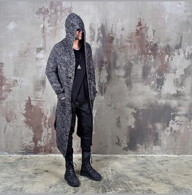 rebelsmarket_avant_garde_charcoal_knit_long_hood_cardigan_112_hoodies_and_sweatshirts_9.jpg