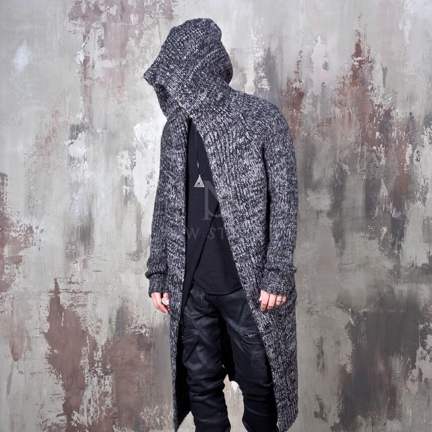 rebelsmarket_avant_garde_charcoal_knit_long_hood_cardigan_112_hoodies_and_sweatshirts_8.jpg