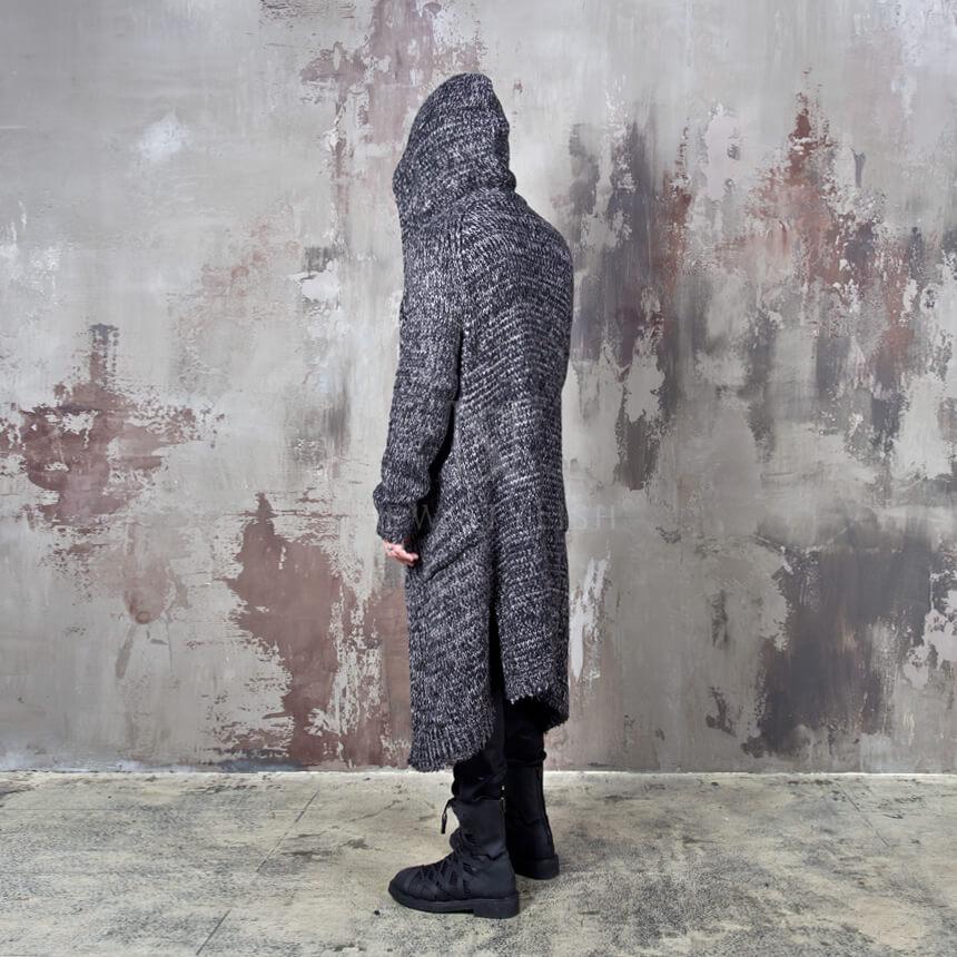 rebelsmarket_avant_garde_charcoal_knit_long_hood_cardigan_112_hoodies_and_sweatshirts_7.jpg